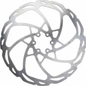Hayes D-Series Disc Rotor - Argent - 160mm, Argent