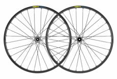Mavic paire de roues e xa elite 27 5 shimano sram 6 trous boost 15 x 110 12 x 148 mm