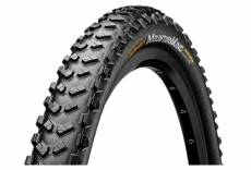 Pneu vtt continental mountain king performance 26 tubeless ready souple puregrip compound 2 30