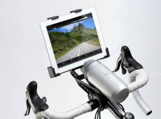Support tablette pour guidon Tacx