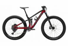 Vtt tout suspendu 2020 trek fuel ex 9 8 29 sram gx eagle 12v raw carbon rage red s 153 162 cm