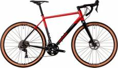 Vélo de route Vitus Substance VRS-2 Adventure 2020 - Anthracite/Rouge - M