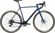 Vélo de cyclo-cross Vitus Energie CRX (Force) 2020 - Blue Chameleon/Noir - XL