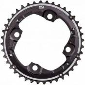 Plateau Shimano Deore FCM615 Double (10 vitesses) - 38t 10 Speed