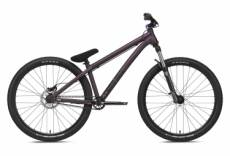 Velo de dirt ns bikes movement 2 single speed 26 violet 2020 unique 165 190 cm