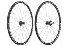 Paire de roues fulcrum racing 5 disc 15x100 9x135mm corps shimano sram 2019