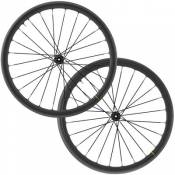 Mavic Ksyrium Elite UST Disc Wheelset 2020 - Noir - Centre Lock