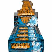 Barres Grenade Carb Killa (12 x 60 g) - 12 x 60g Cookies and Cream