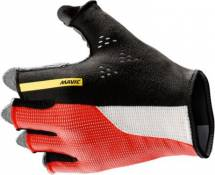 Gants courts Mavic Cosmic Pro - Rouge - XS