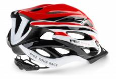 Casque de velo r2 wind white l