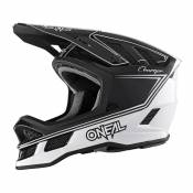 Casque O'Neal Blade Charger Noir/Blanc - XS