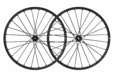 Paire de roues mavic deemax pro 29 boost 15x110 12x148mm edition limitee sam hill sram xd