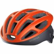 Casque velo de route connecte sena r1 orange l 59 62 cm