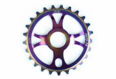Couronne total rotary 25t rainbow