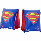 Brassards Zoggs Superman - Taille unique Superman | Apprentissage