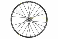 Roue avant 2020 mavic crossmax pro 29 boost 15x110mm noir